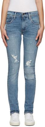 Levi's Blue 505C Jeans $150 thestylecure.com