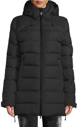Bogner Sport Cathy Down-Filled Puffer Coat w/ Removable Hood