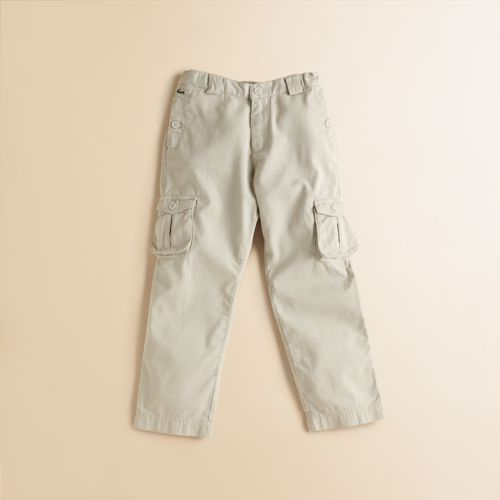 Lacoste Little Boy's Cargo Pants