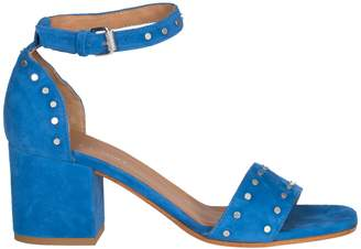 Janet & Janet Suede Sandals