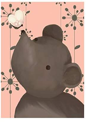 Oopsy Daisy Fine Art For Kids Nosey Posey Canvas Wall Art