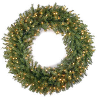 Co NATIONAL TREE National Tree Norwood Fir Indoor/Outdoor Christmas Wreath
