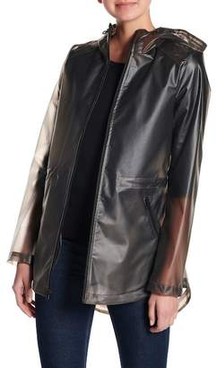 Nautica See Through Rain Jacket