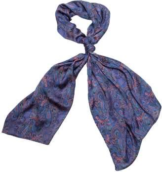 Carousel Jewels - Paisley Petal Silk Scarf