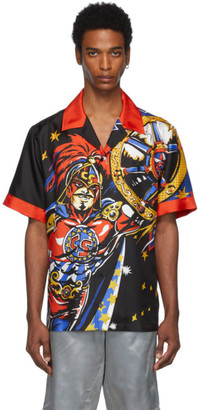 Dolce & Gabbana Multicolor Captain Sicily Shirt