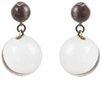 Artdeco Art Deco Pools of Light Dangle Ball Earrings