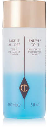 Charlotte Tilbury Take It All Off Genius Eye Make-up Remover, 150ml - one size