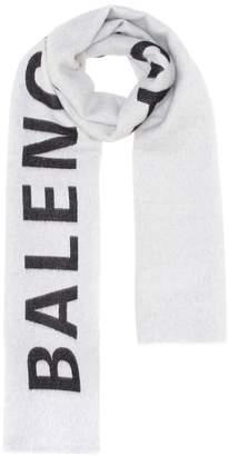 Balenciaga Wool scarf