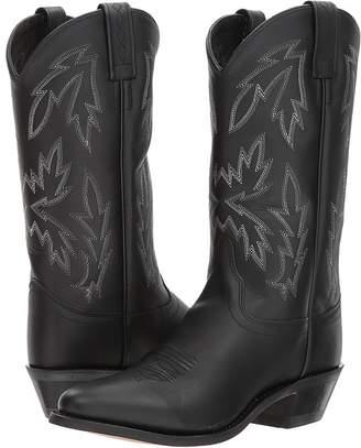 Old West Boots Mattie J Toe Cowboy Boots