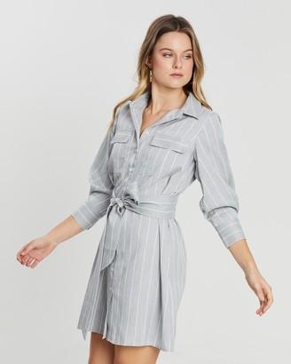 Atmos & Here Kristie Shirt Dress