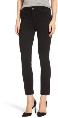 Paige Hoxton Transcend High Waist Crop Skinny Jeans