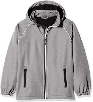 Name It Boy s Nitalfa Softshell Jacket Hb Grey NMT Fo Melange 1061f111633