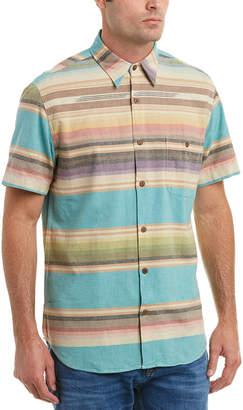 Faherty Coast Woven Shirt