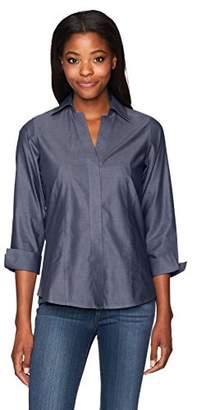 Foxcroft Women's Taylor Essential Non-Iron Blouse