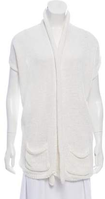 Calypso Open Front Knit Cardigan