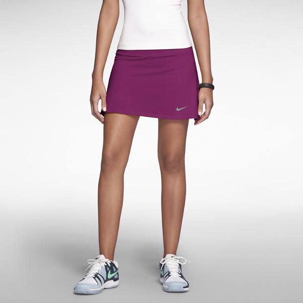 Nike Straight Knit Women's Tennis Skirt