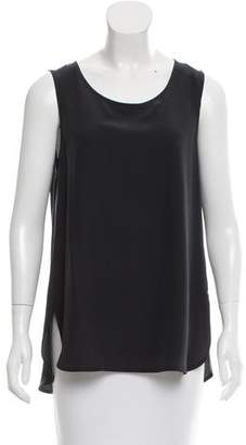 Lareida Silk Sleeveless Top