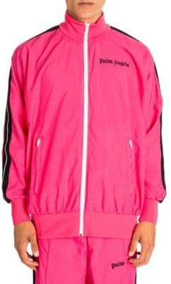 Palm Angels Fluro Loose-Fit Track Jacket