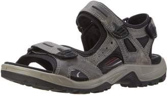 Ecco Shoes Men's Yucatan Camo Sport Sandals