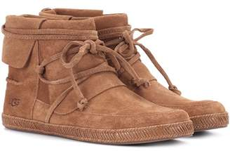 UGG Reed suede ankle boots