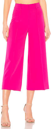 Milly Cropped Hayden Pant