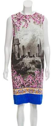 Dolce & Gabbana Spring 2014 Jacquard Dress