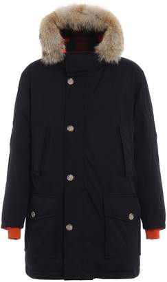 Woolrich X Griffin Hooded Coat