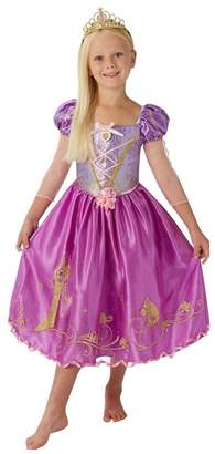Rubie's Costume Co Masquerade Disney Princess - Storyteller Rapunzel Costume - Medium
