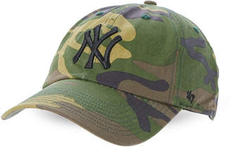 '47 Camo Clean Up New York Yankees Cap