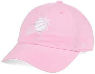 '47 Women's Phoenix Suns Petal Pink Clean Up Cap