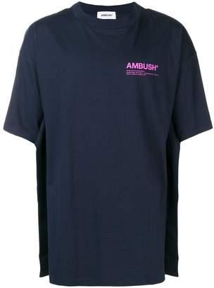 Ambush layered T-shirt