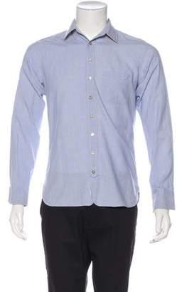 Rag & Bone Striped Casual Shirt
