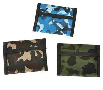 "DollarItemDirect 5"" X4"" CAMOUFLAGE WALLET, Case of 288"