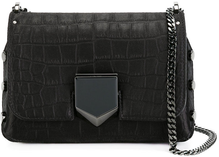 Jimmy Choo Jimmy Choo Petite Lockett shoulder bag