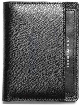 hook + ALBERT Leather Bifold Wallet