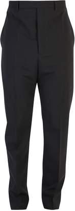 Rick Owens Black Classic Trousers