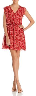 The Fifth Label Apricity Crossover Floral-Print Mini Dress - 100% Exclusive