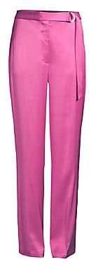 Robert Rodriguez Women's Satin Twill Pants