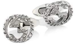 Gucci Interlocking Cuff Links