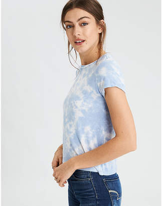 American Eagle AE Soft & Sexy Washed Fitted Classic T-Shirt