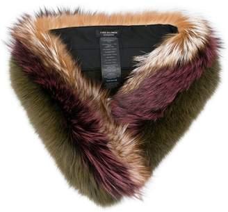 Yves Salomon short scarf