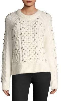 Rag & Bone Jemima Embellished Sweater