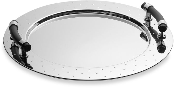 AlessiAlessi Michael Graves Round Tray with Handles