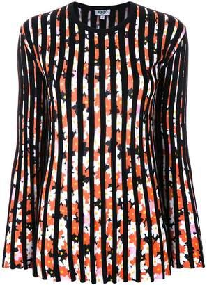 Kenzo floral print jumper