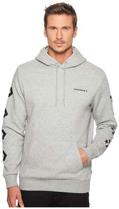 Converse Star Chevron Graphic Pullover Hoodie Men's Sweatshirt