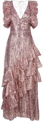 LoveShackFancy Love Shack Fancy Angelica Maxi Dress