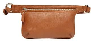 Vicenzo Leather Arlette Leather Waist Bag