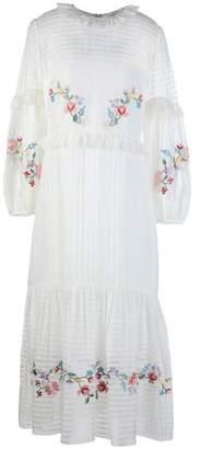 Vilshenko 7分丈ワンピース・ドレス