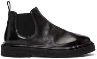 Marsèll Black Parapa Beatles Boots