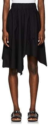Minnoji Women's Nina Cotton Asymmetric Skirt